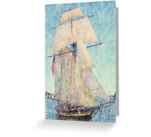Pride of Baltimore II - Parade of Sails Greeting Card