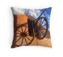 Old Town, Scottsdale Arizona Throw Pillow