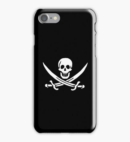 Smartphone Case - Pirate Flag (25) iPhone Case/Skin