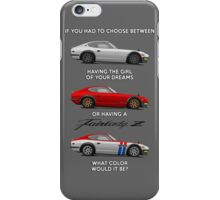 If you had to choose iPhone Case/Skin