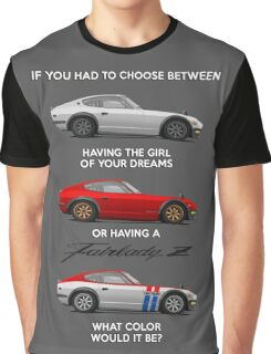 If you had to choose Graphic T-Shirt