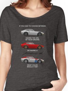 If you had to choose Women's Relaxed Fit T-Shirt