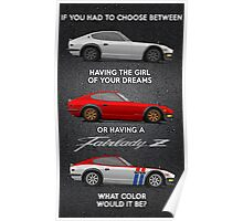 If you had to choose Poster