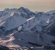 Montagnes Impénétrables by Russ Nordstrand