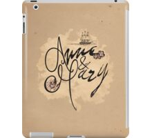 And would you teach me to fight? iPad Case/Skin