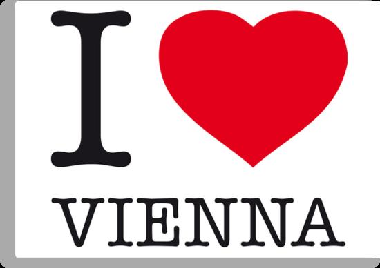 I ♥ VIENNA by eyesblau
