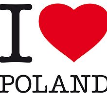 I ♥ POLAND by eyesblau