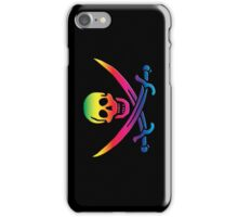 Smartphone Case - Pirate Flag (33) iPhone Case/Skin