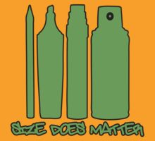 Size Does Matter by La Camisola