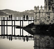 Belem TOWER by jsebouvi