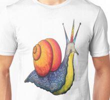 Rainbow Snail-icorn Unisex T-Shirt