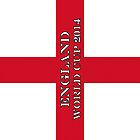 Smartphone Case - England Flag World Cup 2014 (2) by Mark Podger