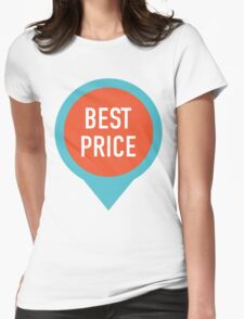 best price Womens Fitted T-Shirt