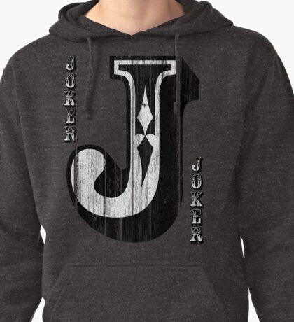 Joker Tee Pullover Hoodie