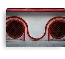 Calle Canvas Print