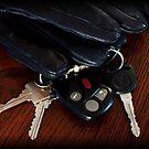 Gloves & Keys by Stephen Thomas