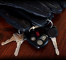 Gloves & Keys by Stephen Thomas
