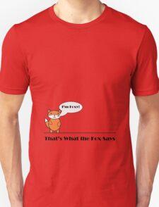 Talking Fox T-Shirt
