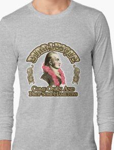 Burr-lesque Long Sleeve T-Shirt