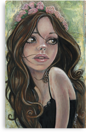 Flower Girl by Michael Scholl