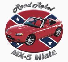 Mazda MX-5 Miata Road Rebel by hotcarshirts