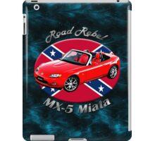 Mazda MX-5 Miata Road Rebel iPad Case/Skin