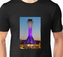 Edinburgh Airport Control Tower Unisex T-Shirt
