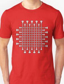 Baton Criss Cross 2  T-Shirt