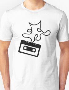 Sheet music - Tape Unisex T-Shirt