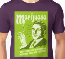 Marijuana funny Unisex T-Shirt
