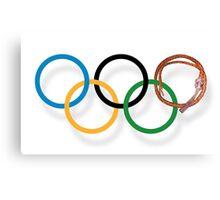 The Sochi 2014 Winter Olympics Canvas Print