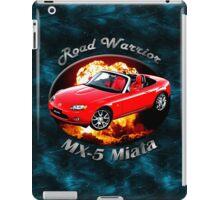 Mazda MX-5 Miata Road Warrior iPad Case/Skin