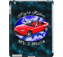 Mazda MX-5 Miata Night Rider iPad Case/Skin