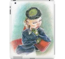 The Green Hat iPad Case/Skin
