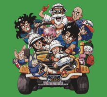 Dragon ball car by Jojo83