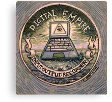 Digital Empire Canvas Print