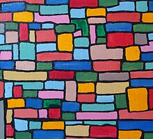 brickwork by Neha Gupta