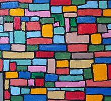 brickwork by Neha Gupta