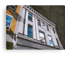 urban building Canvas Print