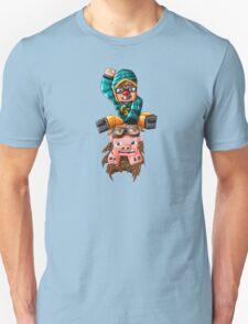 The Pilot Pig! T-Shirt