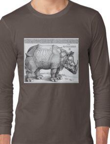 Rhino - Durer Long Sleeve T-Shirt