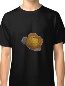 A Sunset-Colored Flower Classic T-Shirt