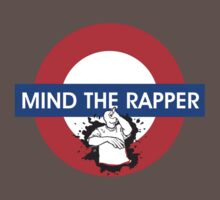 Mind the Rapper One Piece - Short Sleeve