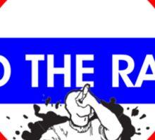 Mind the Rapper Sticker