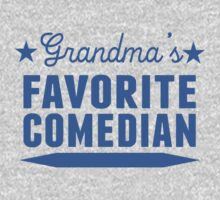 Grandma's Favorite Comedian One Piece - Long Sleeve