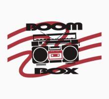 Boombox by SeijiArt