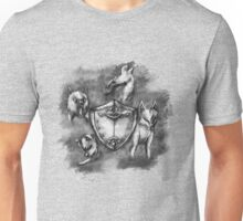 Wolf Shield 01 Unisex T-Shirt