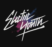 Electric Youth - Name Design by Circusbrendan