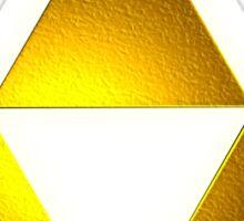 Triforce Sticker