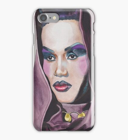 Church of Grace Jones iPhone Case/Skin
